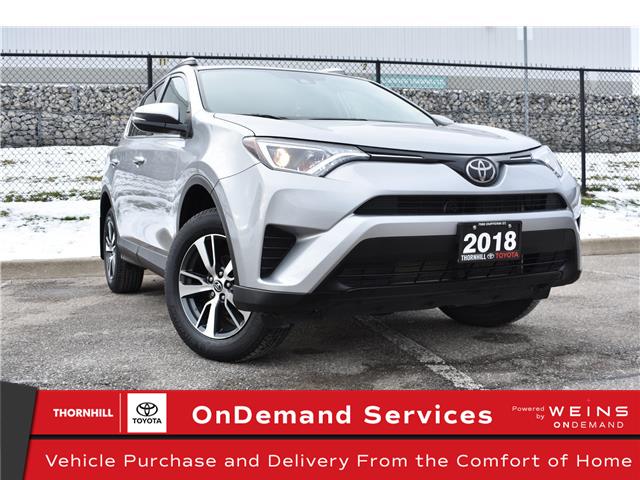 2018 Toyota RAV4 LE (Stk: U3775) in Concord - Image 1 of 21