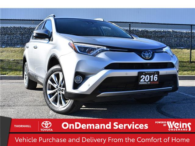 2016 Toyota RAV4 Limited (Stk: U3793) in Concord - Image 1 of 28