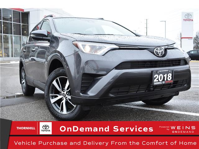 2018 Toyota RAV4 LE (Stk: U3791) in Concord - Image 1 of 22