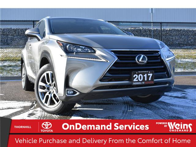 2017 Lexus NX 200t Base (Stk: U3801) in Concord - Image 1 of 27