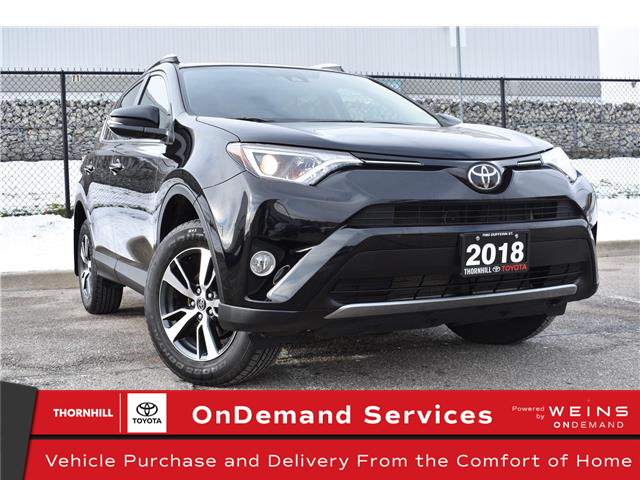 2018 Toyota RAV4 XLE (Stk: U3805) in Concord - Image 1 of 27