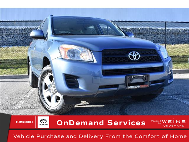 2009 Toyota RAV4 Base (Stk: 70867A) in Concord - Image 1 of 24