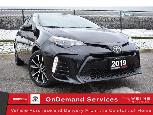 2019 Toyota Corolla SE (Stk: 300131A) in Concord - Image 1 of 27