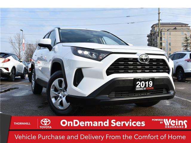 2019 Toyota RAV4 LE (Stk: U3834) in Concord - Image 1 of 23