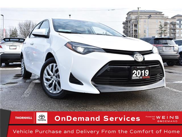 2019 Toyota Corolla LE (Stk: U3826) in Concord - Image 1 of 22