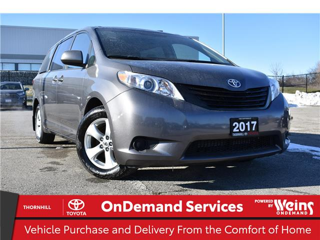 2017 Toyota Sienna  (Stk: U3829) in Concord - Image 1 of 23