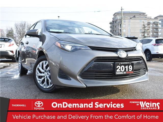 2019 Toyota Corolla LE (Stk: U3825) in Concord - Image 1 of 23
