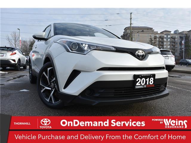 2018 Toyota C-HR XLE (Stk: U3827) in Concord - Image 1 of 25