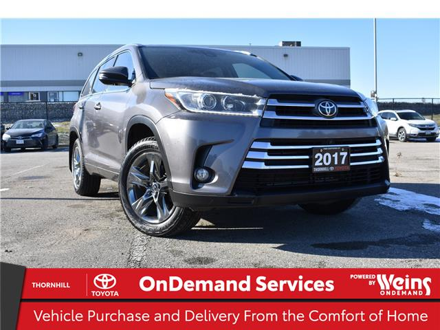 2017 Toyota Highlander Limited (Stk: 300677A) in Concord - Image 1 of 31