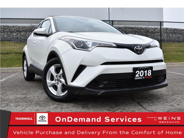 2018 Toyota C-HR XLE (Stk: U3848) in Concord - Image 1 of 23
