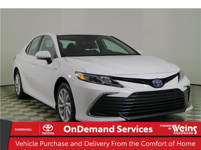 2021 Toyota Camry Hybrid LE (Stk: 300612) in Concord - Image 1 of 24
