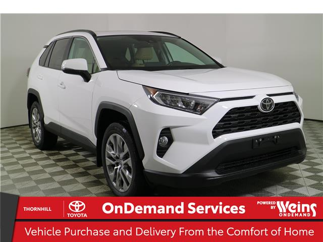 2021 Toyota RAV4 XLE (Stk: 300660) in Concord - Image 1 of 28