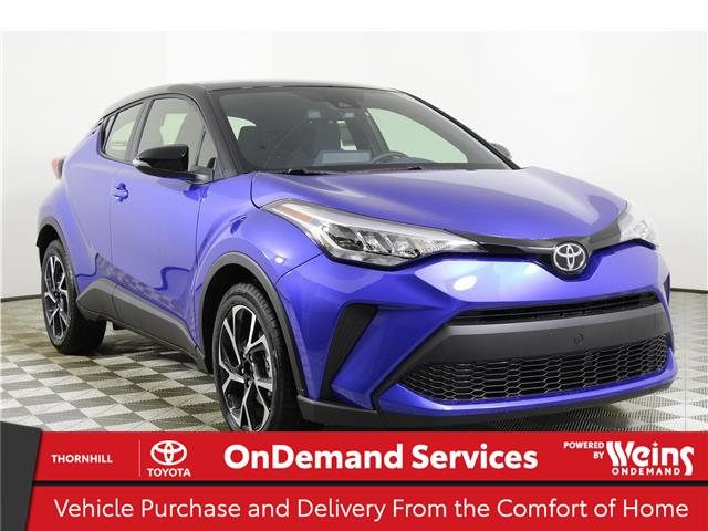 2021 Toyota C-HR XLE Premium (Stk: 300675) in Concord - Image 1 of 25