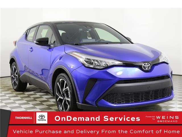 2021 Toyota C-HR XLE Premium (Stk: 300722) in Concord - Image 1 of 25