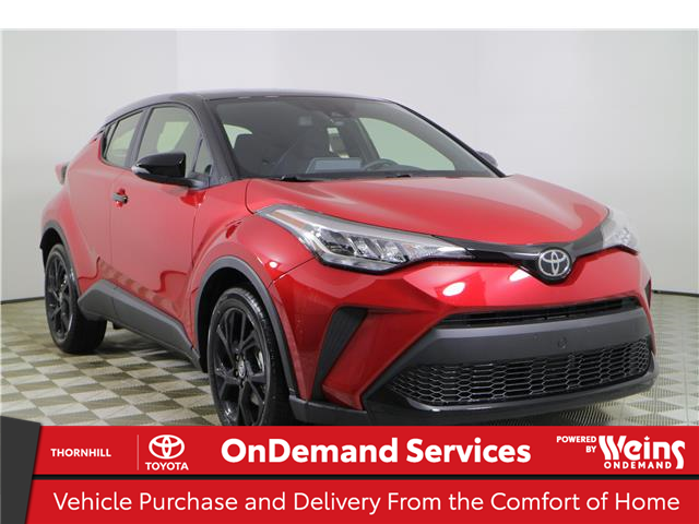 2021 Toyota C-HR XLE Premium (Stk: 300555) in Concord - Image 1 of 25