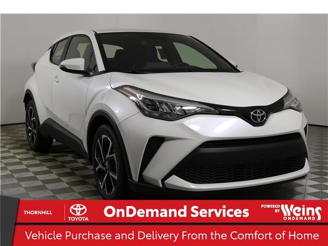 2021 Toyota C-HR XLE Premium (Stk: 300744) in Concord - Image 1 of 25
