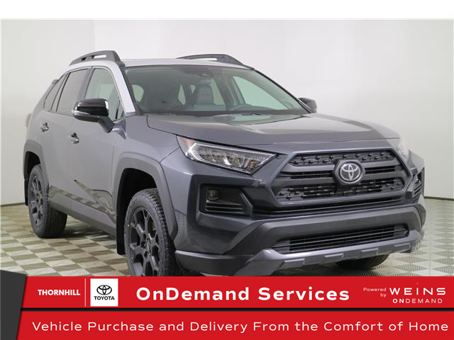 2021 Toyota RAV4 Trail (Stk: 300643) in Concord - Image 1 of 24