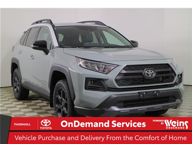 2021 Toyota RAV4 Trail (Stk: 300604) in Concord - Image 1 of 25