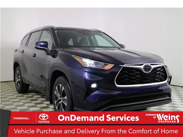 2020 Toyota Highlander XLE (Stk: 300040) in Concord - Image 1 of 21
