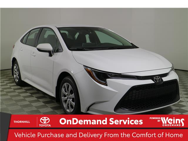 2021 Toyota Corolla LE (Stk: 300105) in Concord - Image 1 of 23