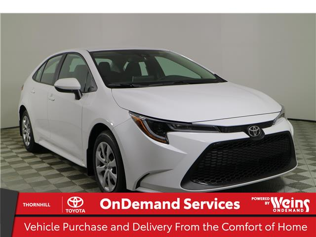 2021 Toyota Corolla LE (Stk: 300099) in Concord - Image 1 of 23