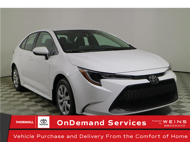 2021 Toyota Corolla LE (Stk: 300077) in Concord - Image 1 of 23