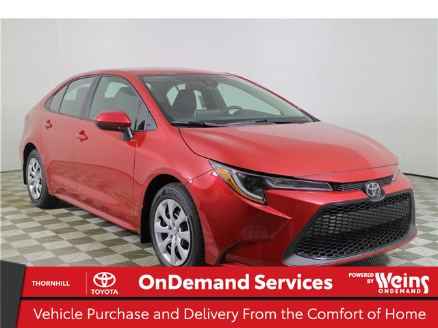 2021 Toyota Corolla LE (Stk: 300232) in Concord - Image 1 of 23