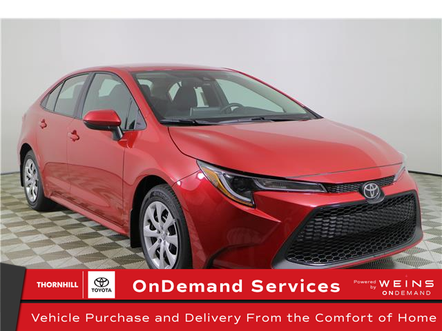 2021 Toyota Corolla LE (Stk: 300115) in Concord - Image 1 of 23
