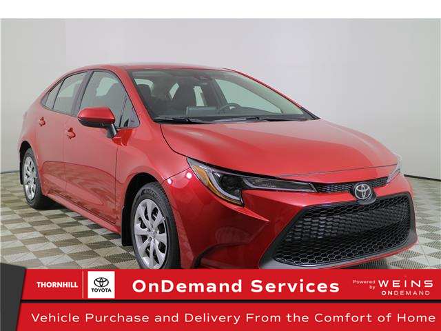 2021 Toyota Corolla LE (Stk: 300128) in Concord - Image 1 of 23