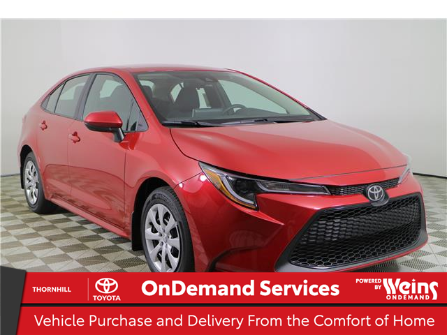 2021 Toyota Corolla LE (Stk: 300117) in Concord - Image 1 of 23