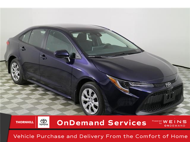 2020 Toyota Corolla LE (Stk: 70738) in Concord - Image 1 of 21