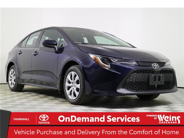 2020 Toyota Corolla LE (Stk: 70988) in Concord - Image 1 of 21