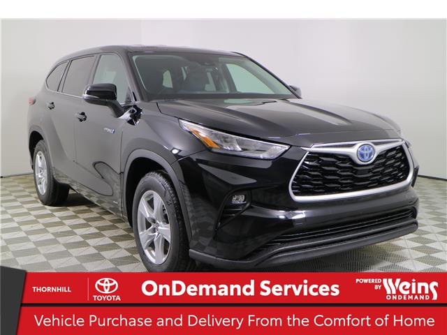 2020 Toyota Highlander Hybrid LE (Stk: 300344) in Concord - Image 1 of 26