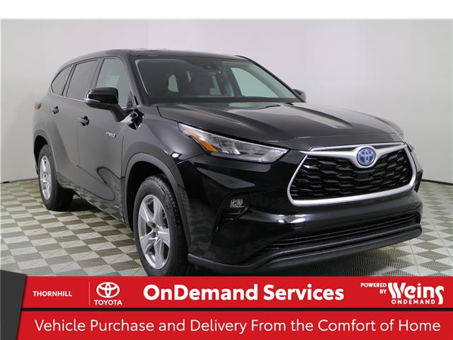 2020 Toyota Highlander Hybrid LE (Stk: 300166) in Concord - Image 1 of 26