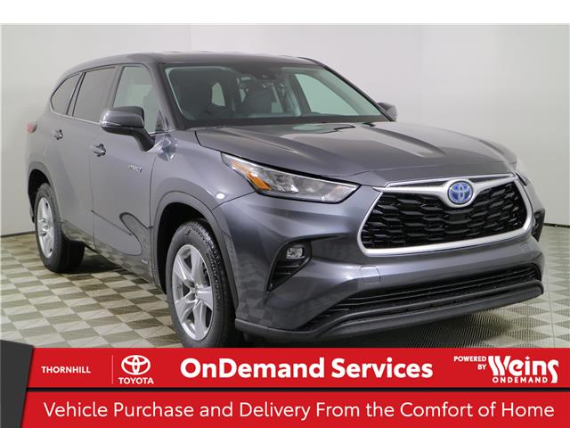 2020 Toyota Highlander Hybrid LE (Stk: 300253) in Concord - Image 1 of 26