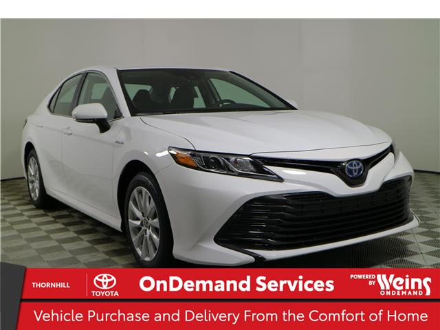 2020 Toyota Camry Hybrid LE (Stk: 300356) in Concord - Image 1 of 24
