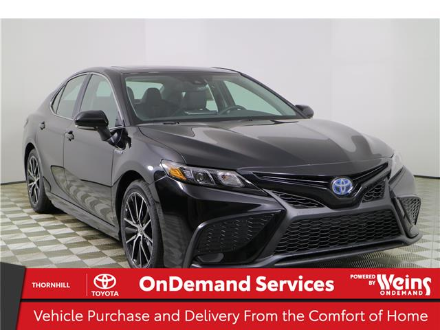 2021 Toyota Camry Hybrid XLE (Stk: 300716) in Concord - Image 1 of 25