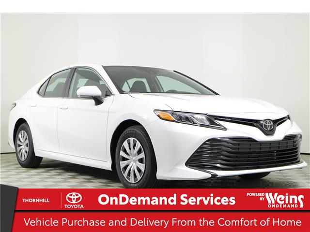 2020 Toyota Camry LE (Stk: 69777) in Concord - Image 1 of 18