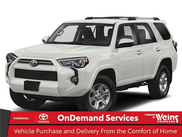 2021 Toyota 4Runner Base (Stk: 300774) in Concord - Image 1 of 9