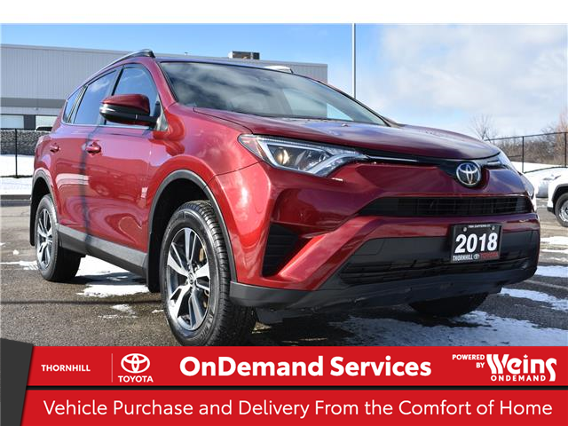 2018 Toyota RAV4 LE (Stk: 300685A) in Concord - Image 1 of 23