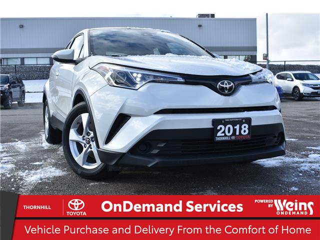 2018 Toyota C-HR XLE (Stk: U3866) in Concord - Image 1 of 21