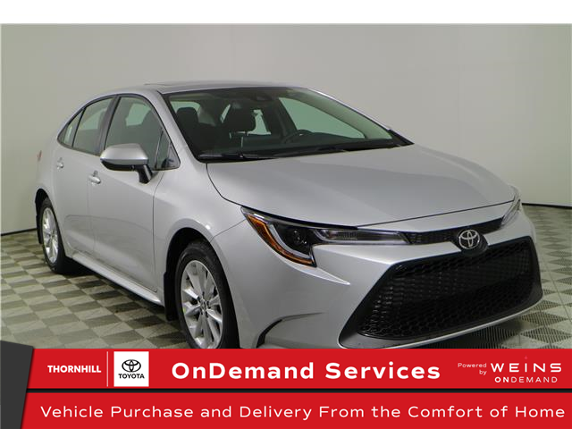 2021 Toyota Corolla LE (Stk: 300243) in Concord - Image 1 of 25