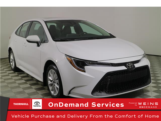 2021 Toyota Corolla LE (Stk: 300187) in Concord - Image 1 of 24