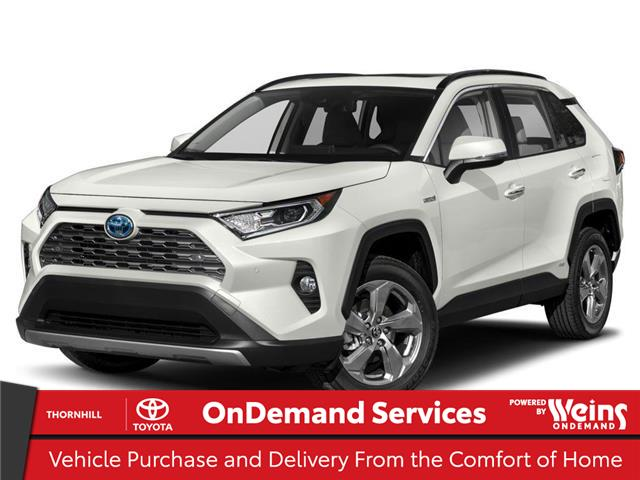 2021 Toyota RAV4 Hybrid Limited (Stk: 300796) in Concord - Image 1 of 9