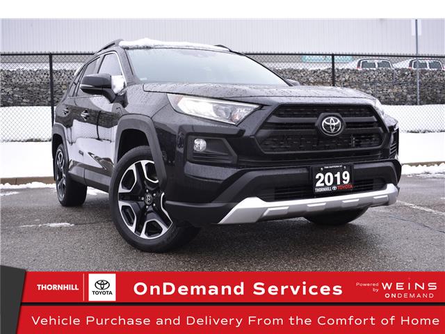 2019 Toyota RAV4 Trail (Stk: U3864) in Concord - Image 1 of 30