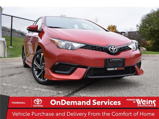 2017 Toyota Corolla iM Base (Stk: U3725) in Concord - Image 1 of 24