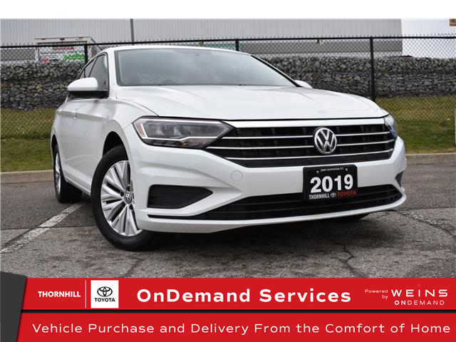 2019 Volkswagen Jetta 1.4 TSI Comfortline (Stk: 300213A) in Concord - Image 1 of 24
