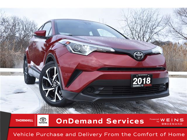 2018 Toyota C-HR XLE (Stk: U3868) in Concord - Image 1 of 25