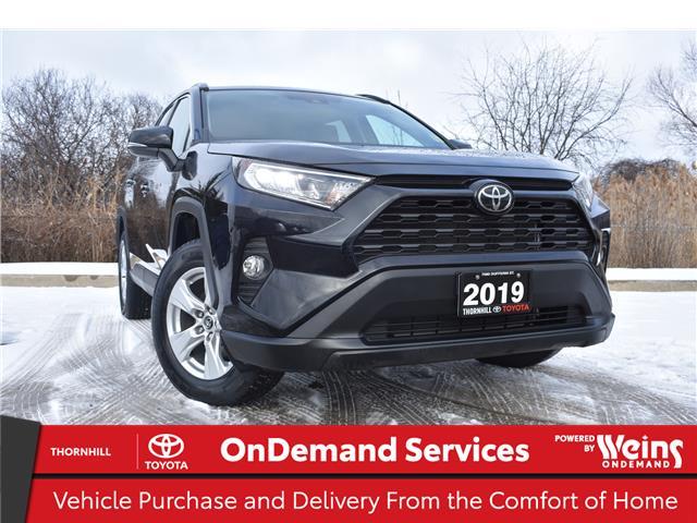 2019 Toyota RAV4 XLE (Stk: U3888) in Concord - Image 1 of 27