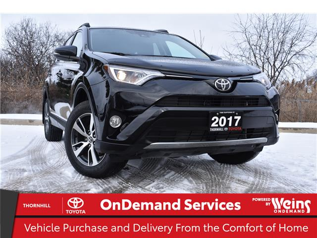 2017 Toyota RAV4 XLE (Stk: u3908) in Concord - Image 1 of 24